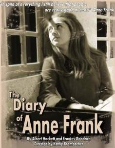 """The Diary Of Anne Frank"" – Vista's Broadway Theatre"