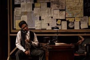 """Blueprints To Freedom"" – La Jolla Playhouse"