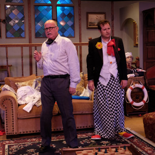 """SLEUTH"" – Scripps Ranch Theatre"
