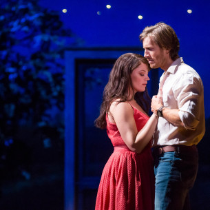 """THE BRIDGES OF MADISON COUNTY"" at the Ahmanson Theatre"
