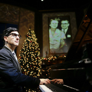 HERSHEY FELDER AS IRVING BERLIN at the La Jolla Playhouse