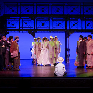 """RAGTIME"" at San Diego Musical Theatre"