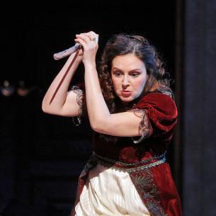"""TOSCA"" at San Diego Opera"