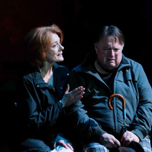 """WHEN THE RAIN STOPS FALLING"" at Cygnet Theatre"