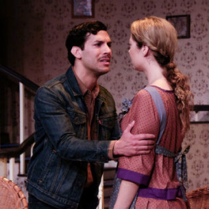 """THE DARK AT THE TOP OF THE STAIRS"" at Scripps Ranch Theatre"