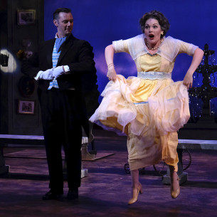 """THE DROWSY CHAPERONE"" at San Diego State University"