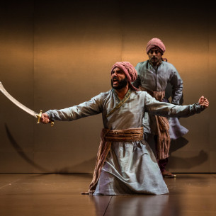 """GUARDS AT THE TAJ"" at the La Jolla Playhouse"