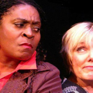 """RASHEEDA SPEAKING"" at Vantage Theatre"