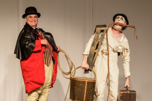 """WAITING FOR GODOT"" Fruitlessmoon Theatreworks"