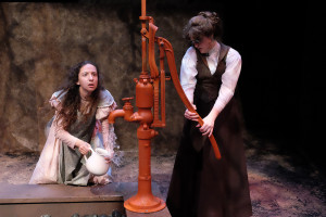 """THE MIRACLE WORKER"" at Lamb's Players Theatre"