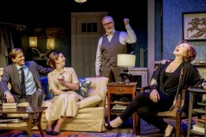 """WHO'S AFRAID OF VIRGINIA WOOLF?"" at Intrepid Theatre"