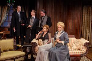 """""""HEDDA GABLER"""" at North Coast Repertory Theatre"""