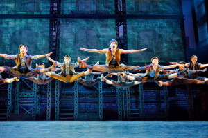 """NEWSIES"" at Broadway San Diego"