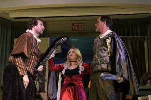 """THE COMPLETE HISTORY OF THEATER (ABRIDGED)"" at Point Loma Playhouse"