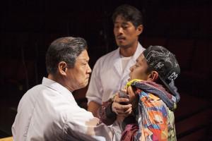 """""""tokyo fish story"""" at The Old Globe"""