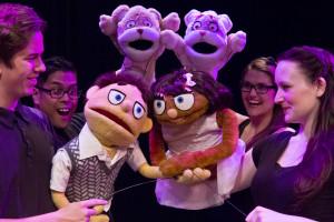 """AVENUE Q"" at Coronado Playhouse"
