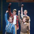"""OCTOBER SKY"" at The Old Globe"