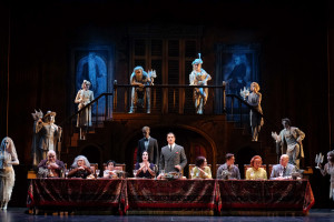 """THE ADDAMS FAMILY"" at Moonlight Stage Productions"