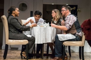 """DISGRACED"" at the San Diego Repertory Theatre"