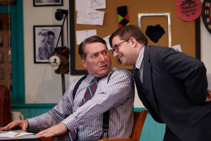 """LAUGHTER ON THE 23rd FLOOR"" at North Coast Repertory Theatre"