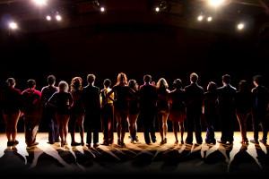"""A CHORUS LINE"" at the Coronado Playhouse"