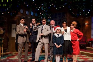 """""""MIRACLE ON 34th STREET"""" at San Diego Musical Theatre"""