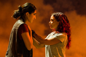 """""""MISS YOU LIKE HELL"""" at the La Jolla Playhouse"""