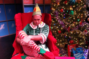 "'THE SANTALAND DIARIES"" at the OB Playhouse"