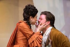 """""""LES LIAISONS DANGEREUSES"""" at New Fortune Theatre"""