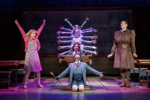 """MATILDA THE MUSICAL"" at the Civic Theatre"