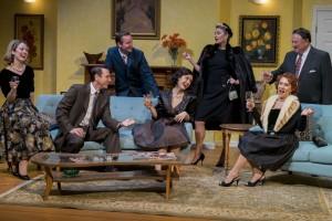 """""""PERFECT ARRANGEMENT"""" at Intrepid Theatre"""