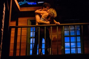 """""""SEX WITH STRANGERS"""" at San Diego Repertory Theatre"""