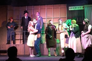"""URINETOWN"" at the OB Playhouse"