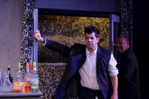 """FLEMMING (AN AMERICAN THRILLER) at Scripps Ranch Theatre"