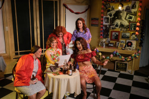 """COME BACK TO THE FIVE AND DIME, JIMMY DEAN"" at Vista's Broadway Theatre"