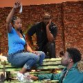"""BLACKTOP SKY"" at Ira Aldridge Repertory Players"