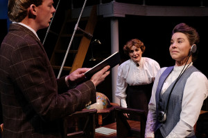 """SILENT SKY"" at Lamb's Players Theatre"
