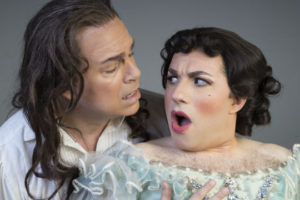 """WITHERING HEIGHTS"" at The Roustabouts Theatre Co."