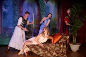 """AT THIS EVENING'S PERFORMANCE"" at North Coast Repertory Theatre"