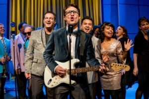 """""""BUDDY: THE BUDDY HOLLY STORY"""" at Intrepid Theatre and New Village Arts"""