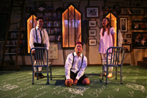 """SPRING AWAKENING"" at OnStage Playhouse"