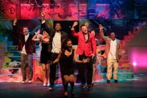"""PUMP UP THE VOLUME"" at San Diego Musical Theatre"