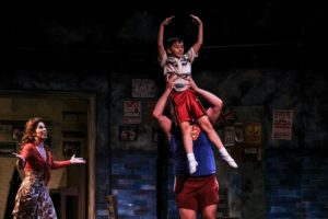 """BILLY ELLIOT"" at San Diego Musical Theatre"