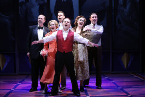 """CAGNEY, THE MUSICAL"" at the El Portal Theatre in North Hollywood"