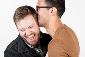 """HOMOS, OR EVERYONE IN AMERICA"" at Diversionary Theatre"
