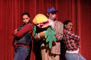 """LITTLE SHOP OF HORRORS"" at Coronado Playhouse"