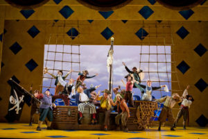 """THE PIRATES OF PENZANCE"" at San Diego Opera"