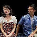 """""""WILD GOOSE DREAMS"""" at the La Jolla Playhouse"""