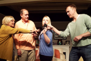 """""""CLEVER LITTLE LIES"""" at Point Loma Playhouse"""