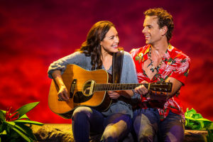 """ESCAPE TO MARGARITAVILLE"" at the La Jolla Playhouse"